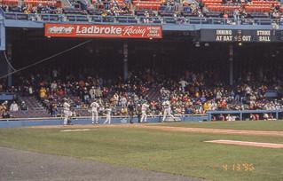 19960413 08 Tiger Stadium, Detroit, MI