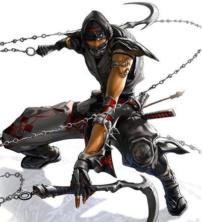 Anime Assassin Guy