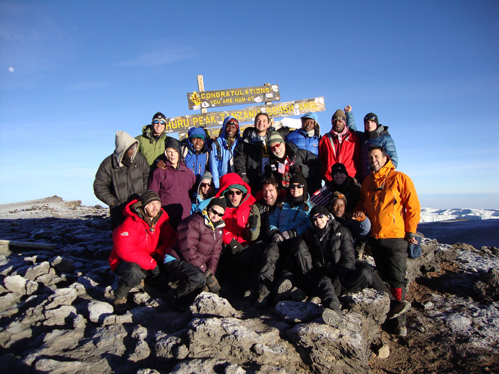 I Climbed Kilimanjaro and All I Got Was a Life-Changing Experience