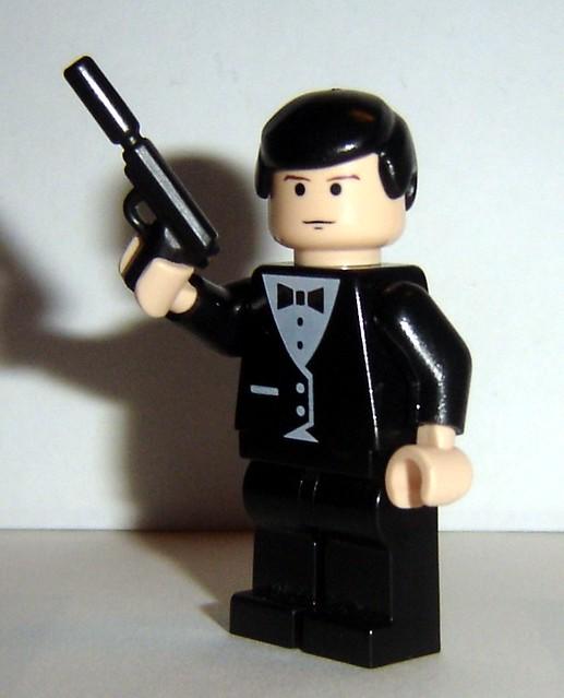 new lego project 007 james bond flickr photo sharing. Black Bedroom Furniture Sets. Home Design Ideas