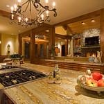 Steve Bennett Builders: Interior photo - custom kitchen ...