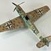 Eduard Bf 109E-7 Trop