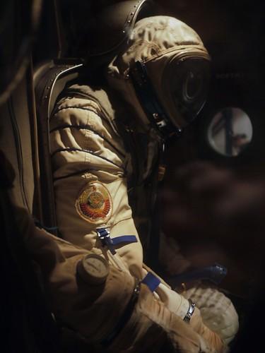 Depressed spaceman