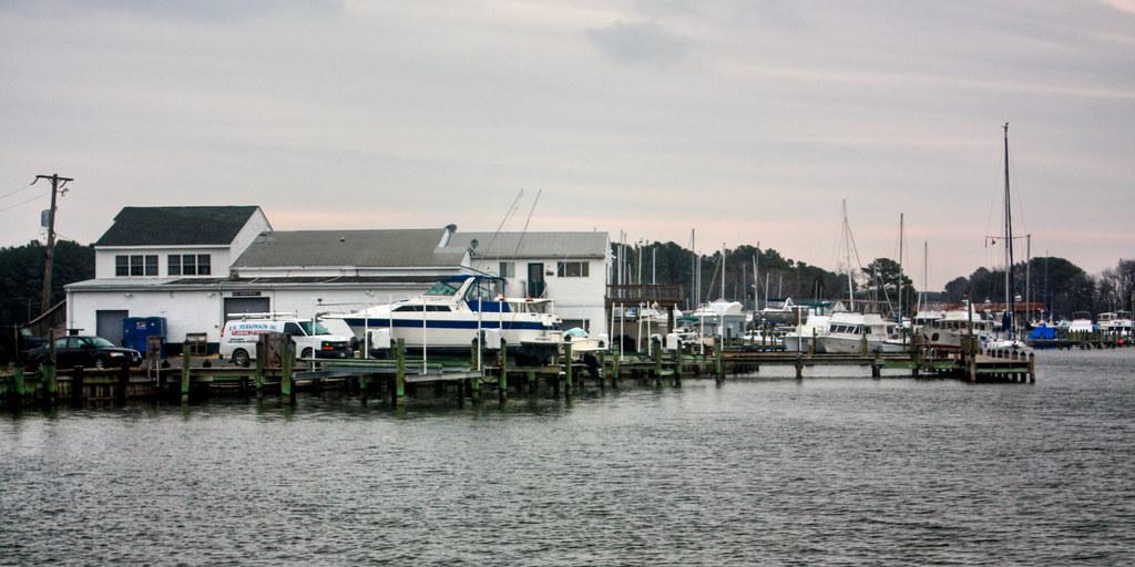 Kent Island Eastern Shore Maryland Around
