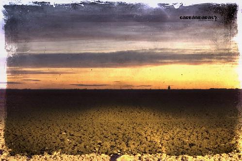 ...a la caza del sol... by Garbándaras