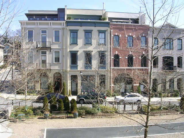 Glenwood Park Modern Townhomes Atlanta