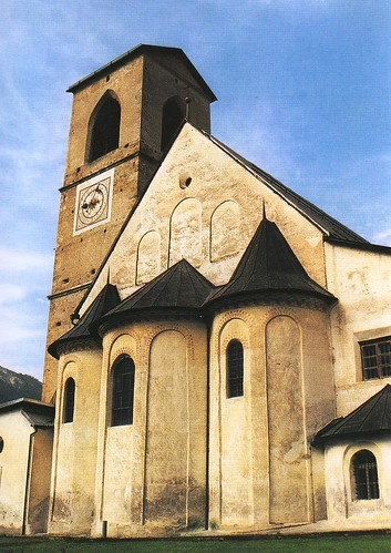 Benedictine Convent of St John at Müstair