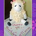 Lamb Cake by Designable Dreams - Cake Edition :)