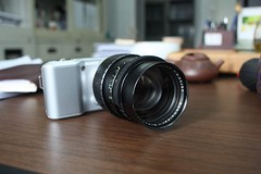 Nex-3 with Schneider xenon 50/0.95