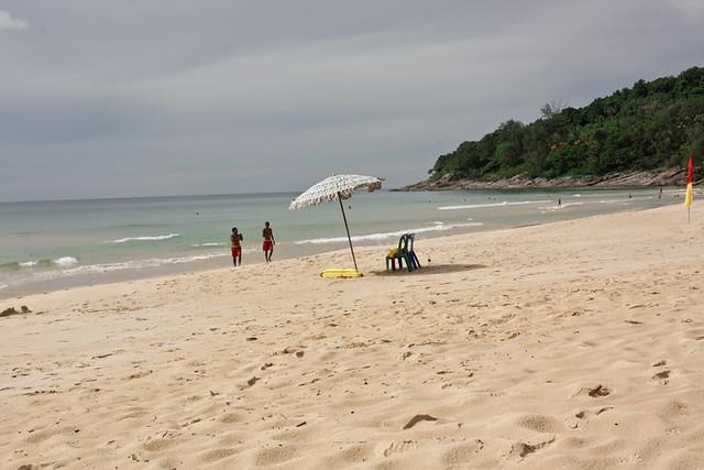 Nai Thon Beach.