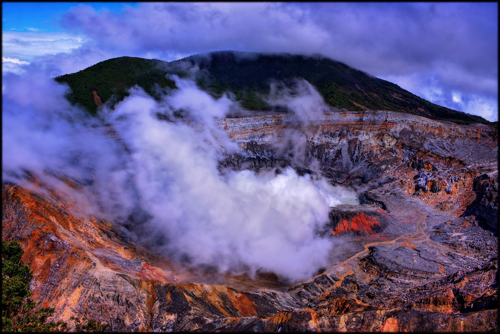 Poás Volcano, Costa Rica