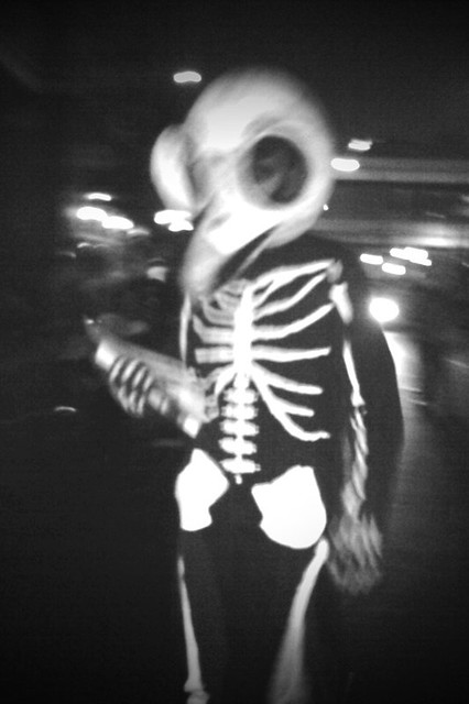 Skeleton Krewe @ Le Krewe D'etat | Flickr - Photo Sharing! Skeleton