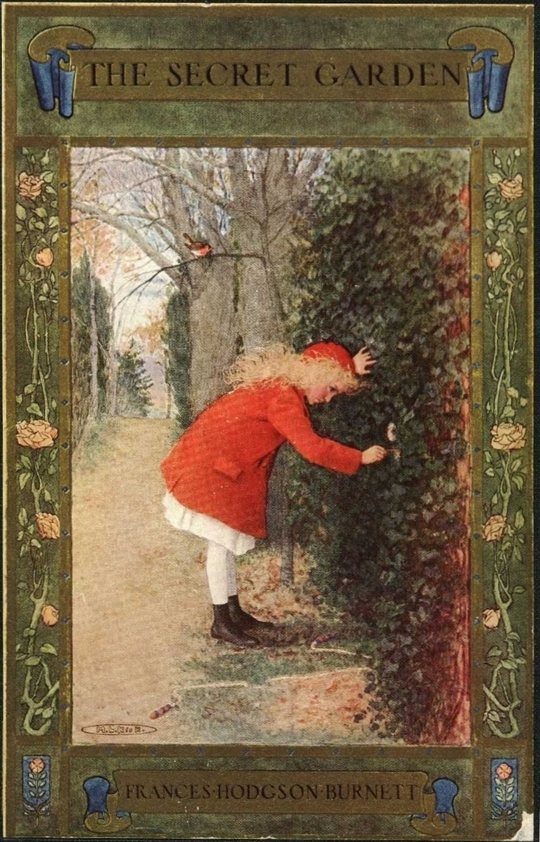 100 Years Of The Secret Garden The Public Domain Review