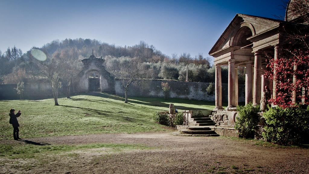 Templo de Giulia Farnese