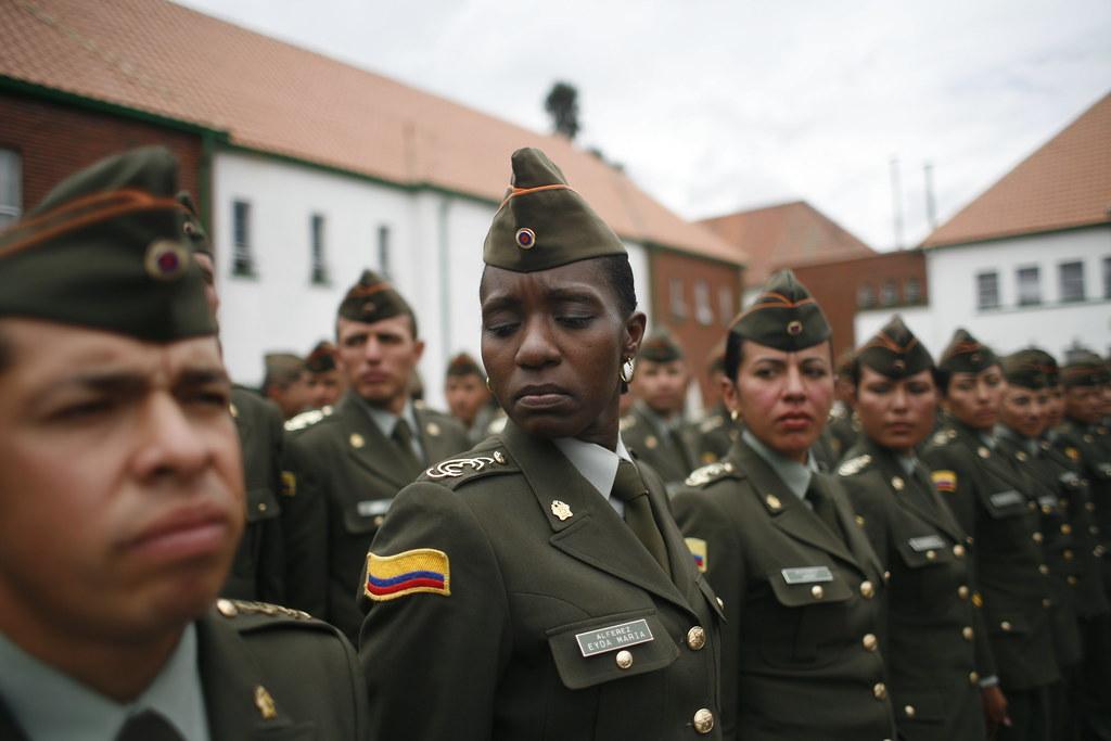Policia Nacional de Colombia - Grupos operativos