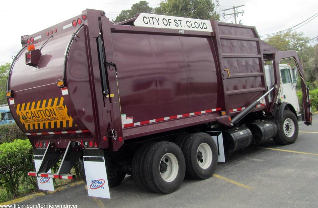 St Cloud City Garbage
