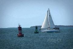 2011 Key West Ft Z Taylor CW sailboat 1