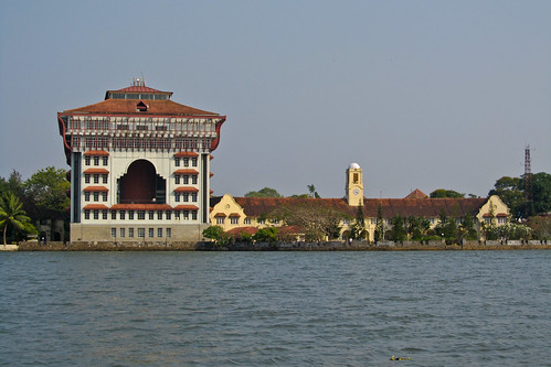 Kochin 20 - From the ferry