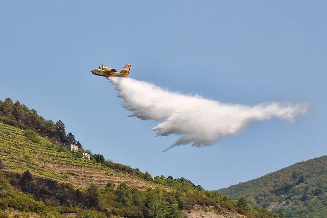 Spraying, RioMaggiore