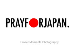 Pray For Japan - Something is lost, NOT HOPE
