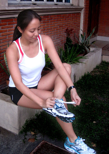 Kikay Runner for Mizuno