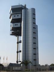 skyscraper, observation tower, landmark, architecture, brutalist architecture, facade, tower,