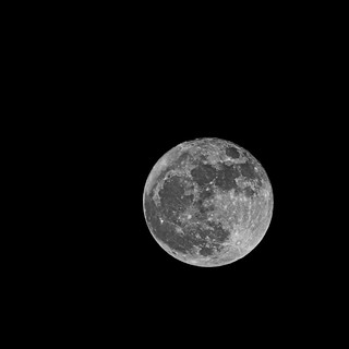 My SuperMoon