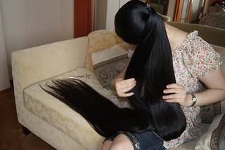 1 long hair photos