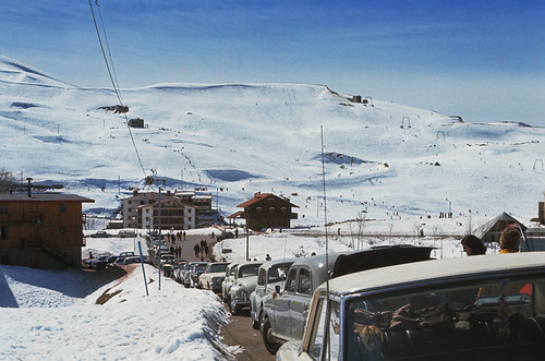 Blízký východ před 45 lety – 3. díl – Libanon