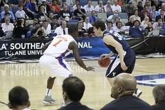 NCAA BYU vs Gators 2011/03/24