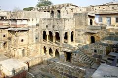 Abhaneri, India - Step Wells 2011