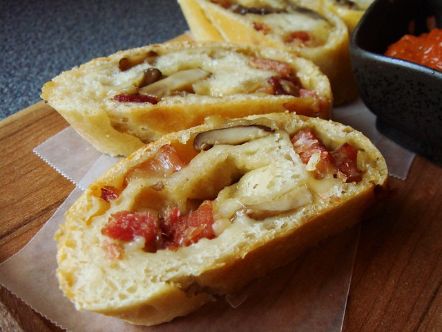 Stromboli (Pizza Roll) | I made stromboli with ingredients l ...