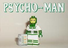 Psycho-man