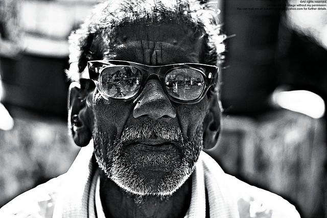 Old man …
