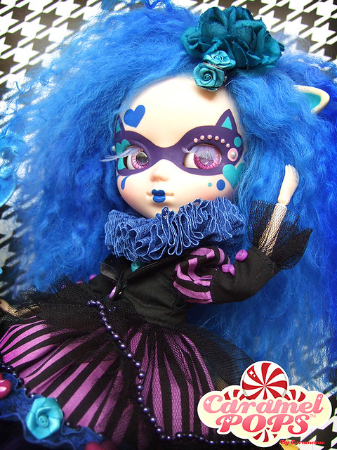 CaramelPOPS - Cheshire Kitty Ver 2.0 & pet Blues