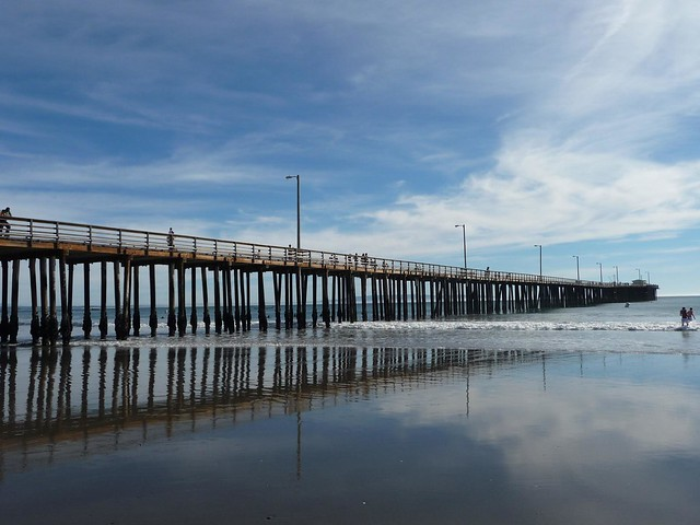 The Pier on Avila Beach