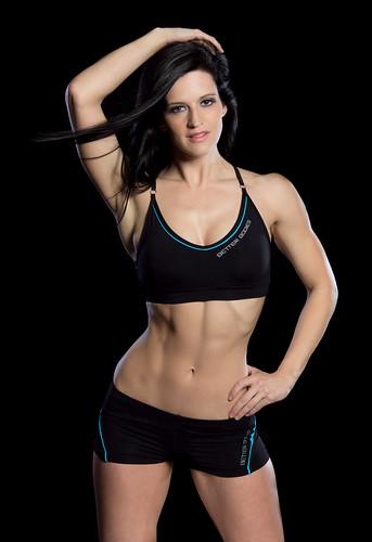 Fitness Model Crystal King