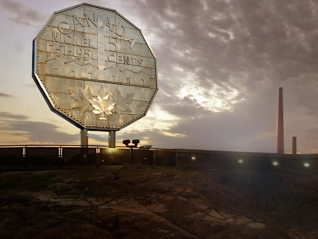 Big Nickel - Dynamic Earth