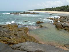 Buchanan, Resort beach Liberia