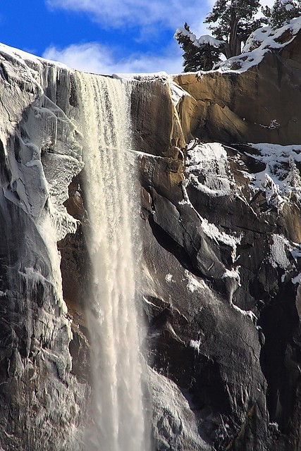 IMG_5360 Bridalveil Falls, Yosemite National Park