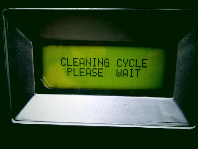 Cleaning Cycle