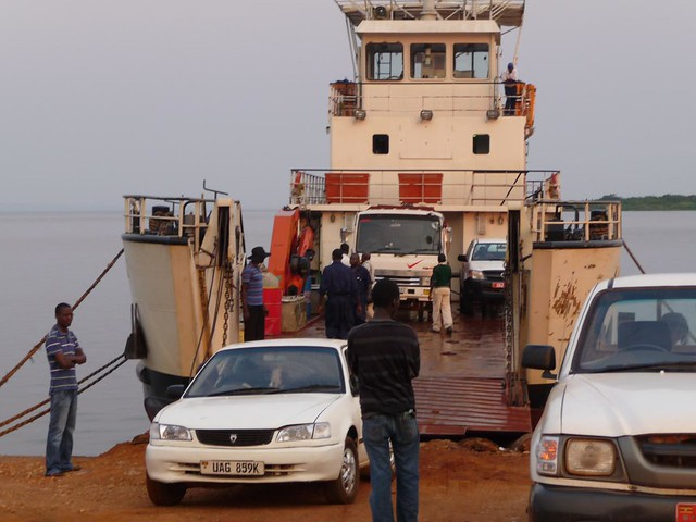 Ssese Ferry