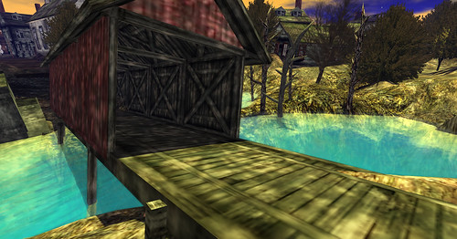 Second Life Stock Images  Innsmouth 2