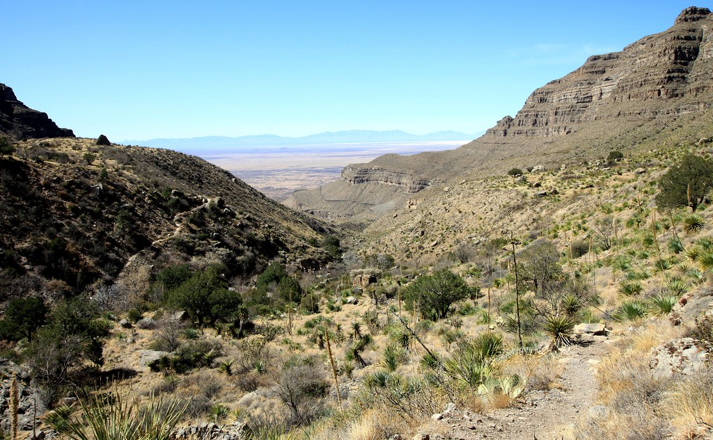 Deadman Canyon New Mexico Around Guides