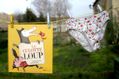 La culotte du Loup_couv