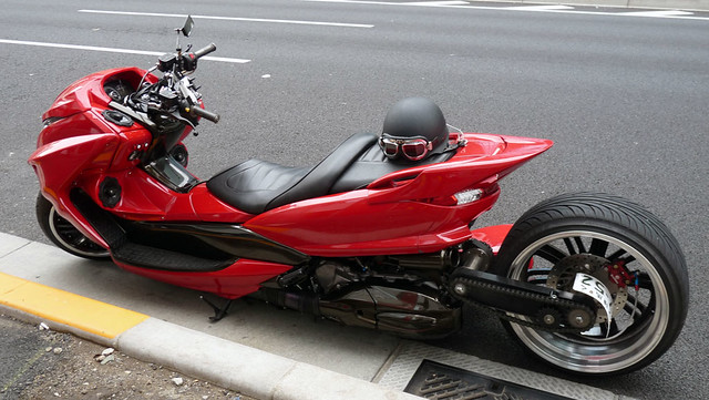 moto akira la moto d 39 akira dans les rues de tokyo 2011 flickr photo sharing. Black Bedroom Furniture Sets. Home Design Ideas
