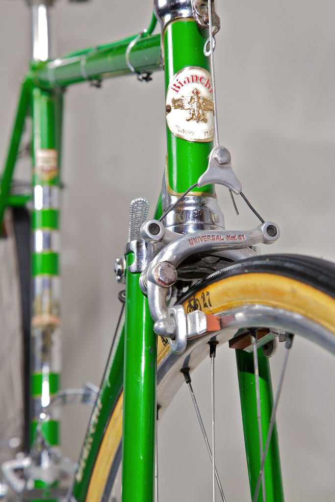 1964 Bianchi Specialissima Right Front Brake