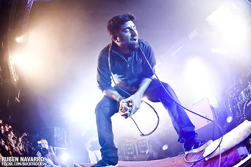 DEFTONES @ Rock City, Nottingham (UK 2010)
