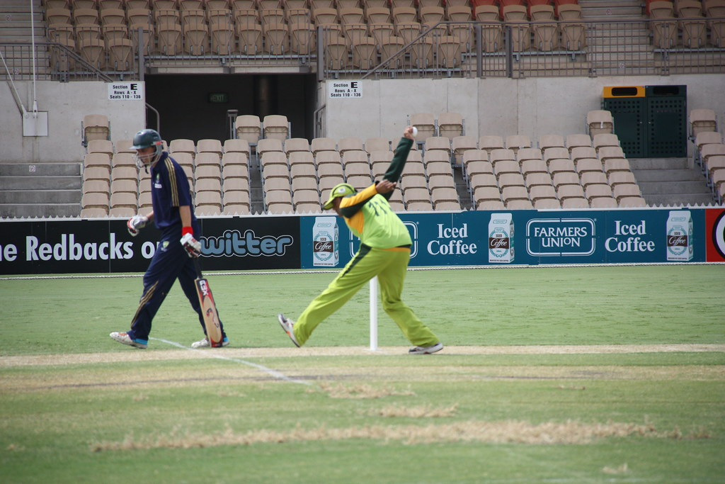 Australia v Pakistan 3rd ODI 01 March 2011