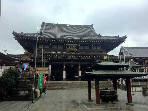Kawasaki Daishi Heikenji Temple - 川崎大師 平間寺
